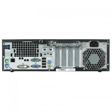 HP Prodesk 400 G1 SFF с процесор Intel i3, 4GB DDR3, 500GB HDD