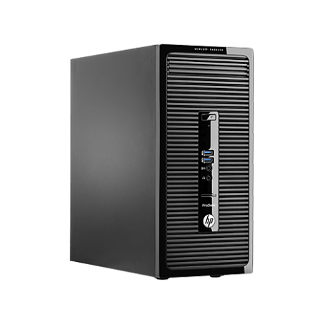 HP Prodesk 400 G2 Tower с процесор Intel i5 - 4440, 8GB DDR4, 500GB, GTX 1650 4GB