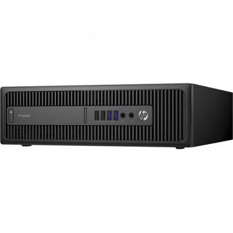 HP Prodesk 400 G3 SFF с процесор i3-6100, 4GB DDR4, 500GB HDD