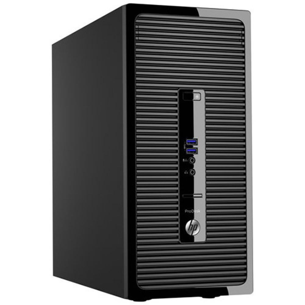 HP Prodesk 400 G3 с процесор Intel i3 - 6100, 4GB DDR4, 500GB HDD