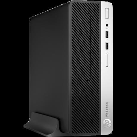 HP Prodesk 400 G4 SFF с процесор Intel i3 - 7100, 8GB DDR4, 500GB HDD