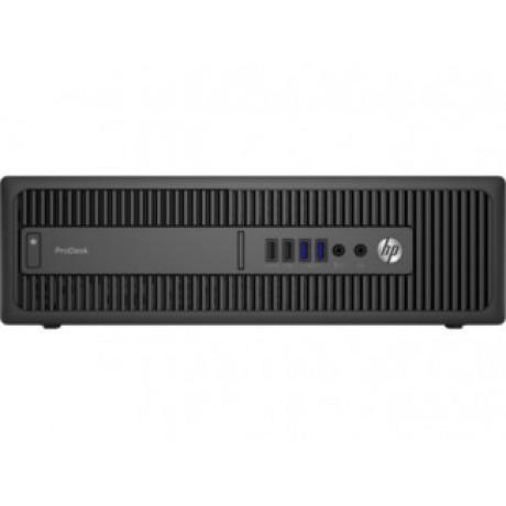 HP Prodesk 600 G2 SFF с процесор Intel i3 - 6320; 4GB DDR4; 500GB HDD