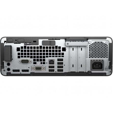 HP Prodesk 600 G3 SFF с процесор Intel G4400; 8GB DDR4; 256GB SSD