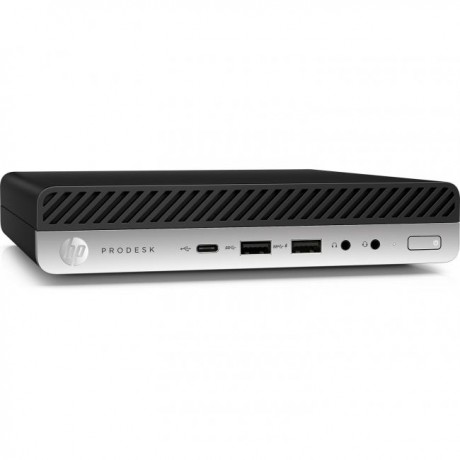 HP Prodesk 600 G3 Mini с процесор Intel i5 - 6500T; 8GB DDR4; 256GB SSD