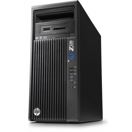 HP Z230 с процесор Core i7 - 4770, 8GB DDR3, 500GB HDD