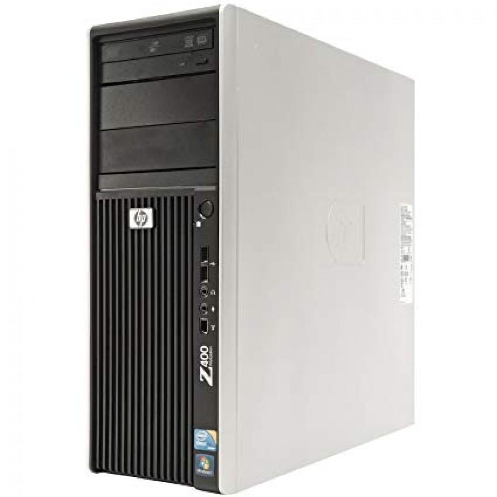 HP Z400 с процесор Xeon W3520, 10GB DDR3, 2 x 160GB HDD