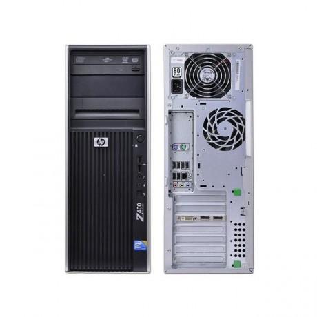 HP Z400 с процесор Xeon W3520, 4GB DDR3, 500GB, Quadro NVS 310