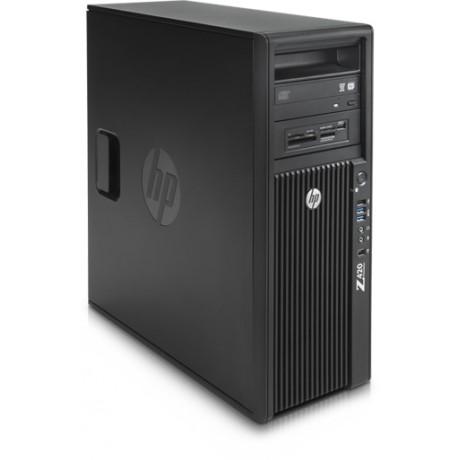 HP Z420 с процесор Xeon E5-1620, 16GB DDR3, 500GB HDD, Quadro K600