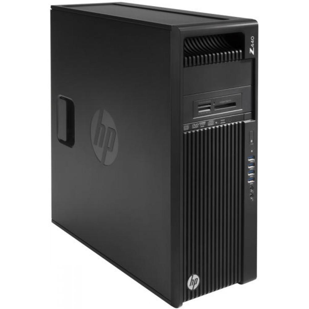 HP Z440 с процесор Xeon E5-1630 v3, 32GB DDR4, 500 GB HDD, Quadro K2200