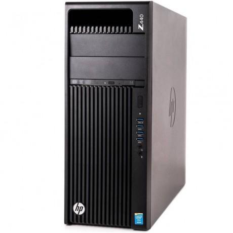 HP Z440 с процесор Xeon E5-1603 v3, 16GB DDR4, 256 GB SSD, Quadro K2200