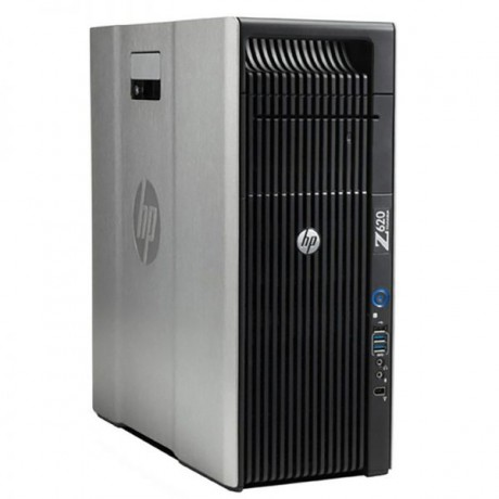 HP Z620 с процесор 2xXeon E5-2609, 32GB DDR3, 500GB, Quadro NVS300