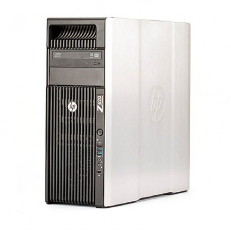 HP Z620 с процесори 2 x Xeon E5-2609, 24GB DDR3, 500GB, Quadro 4000