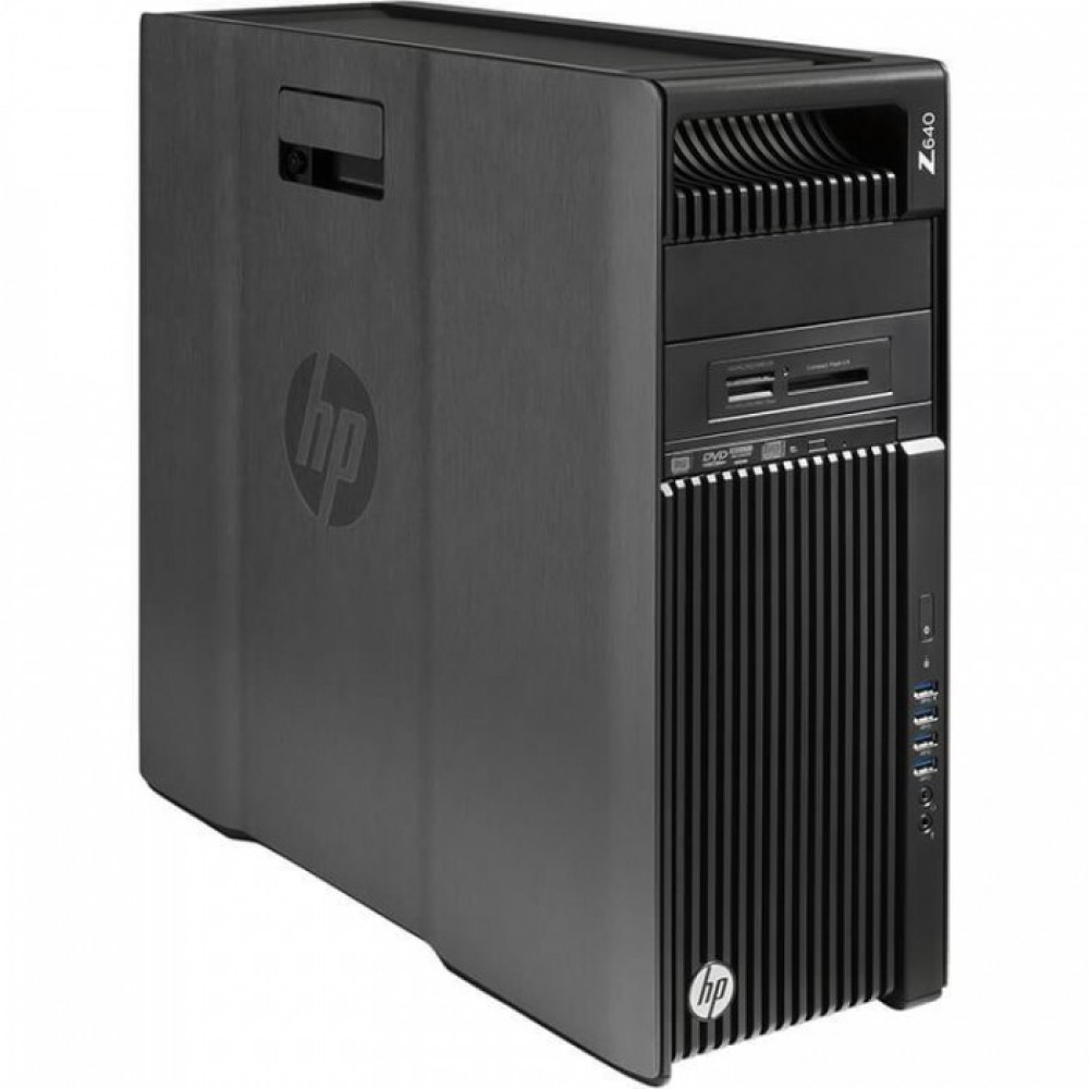 HP Z640 с процесор 2 x Xeon E5-2620 v3, 32GB DDR4, 1TB HDD, Quadro K2200