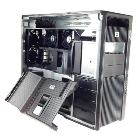 HP Z800 с процесор Xeon X5650, 16GB DDR3, 500GB HDD, Quadro FX4800