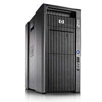 HP Z800 с процесор Xeon X5650, 24GB DDR3, 500GB HDD, Quadro NVS450