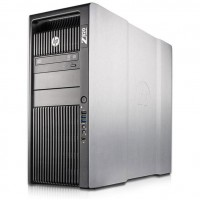 HP Z820 с процесор 2xXeon E5-2630, 32GB DDR3, 600GB SAS, Quadro K4000