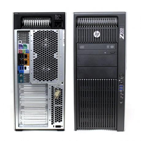 HP Z820 с процесор 2xXeon E5-2630, 32GB DDR3, 600GB SAS, Quadro K4000