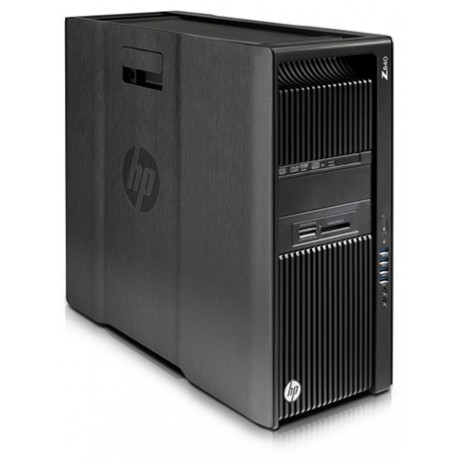 HP Z840 с процесори 2 x Xeon E5-2620 v3, 32GB DDR4, 600GB SAS, Quadro K2200