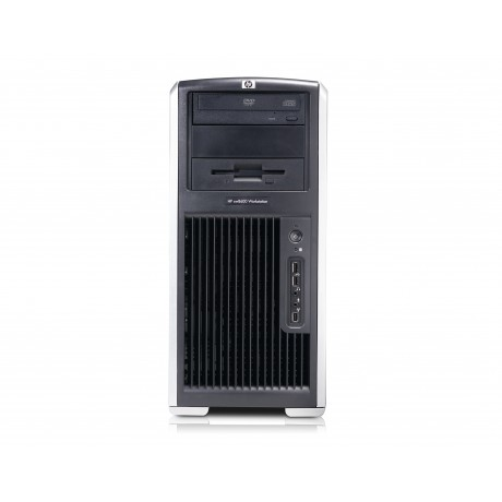 HP xw8600 с процесор 2 x Xeon X5450, 8GB DDR2, 320GB, Quadro MIX