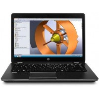 HP Zbook 14 с процесор Intel Core i7, 16GB DDR3, 180GB SSD, 14""