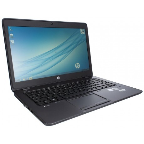HP Zbook 14 G2 с процесор Intel Core i7, 16GB DDR3, 180GB SSD, 14'