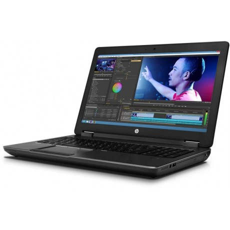 HP Zbook 15 G2 с процесор Intel Core i7, 24GB DDR3, 250GB SSD, Quadro K2100M, 15.6''