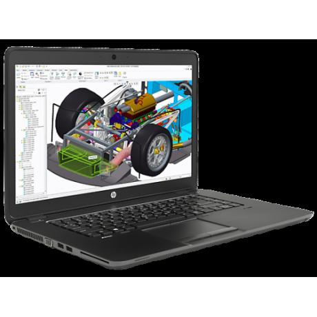 HP Zbook 15u G2 с процесор Intel i5 - 5200U, 8GB DDR3, 256GB SSD, 15.6''FHD, FirePro M4170