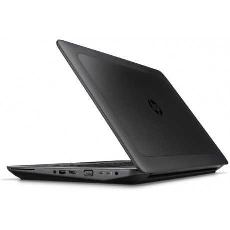 HP Zbook 17 с процесор Intel i7 - 4800MQ, 16GB DDR3, 256GB SSD, Quadro K3100M