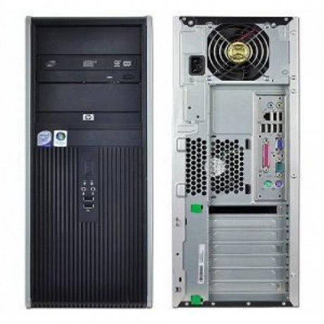 HP dc7900 с процесор Core 2 Quad Q9400 , 4096MB DDR2, 250GB