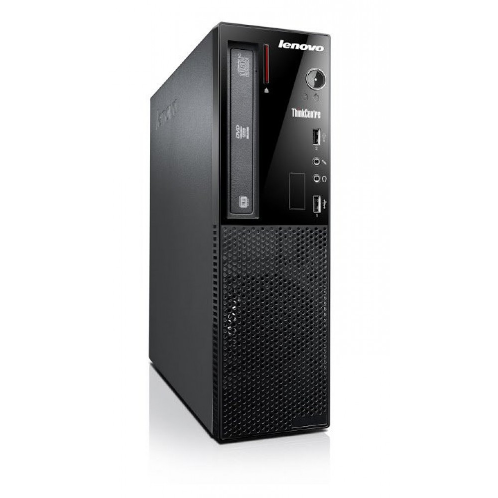 Lenovo ThinkCentre E73 SFF с процесор Intel i5 - 4460s, 4GB DDR3, 128GB SSD