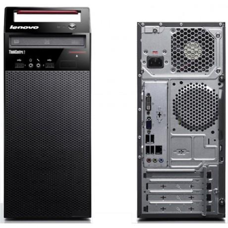 Lenovo ThinkCentre E73 с процесор Intel G3220, 4096MB DDR3, 500GB HDD