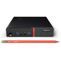 Lenovo ThinkCentre M700 Tiny с процесор i5 - 6400T, 8GB DDR4, 256GB SSD