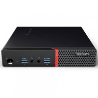 Lenovo ThinkCentre M710Q Tiny с процесор i5 - 7400T, 8GB DDR4, 256GB SSD