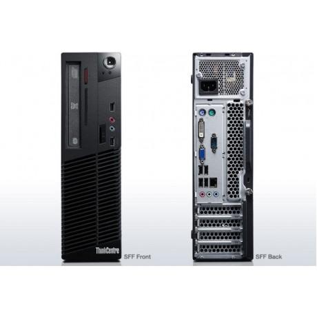 Lenovo ThinkCentre M72e SFF с процесор Intel i5 - 3470, 4GB DDR3, 250GB HDD
