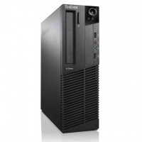 Lenovo ThinkCentre M73 с процесор Intel i3 - 4130, 4GB DDR3, 500GB HDD