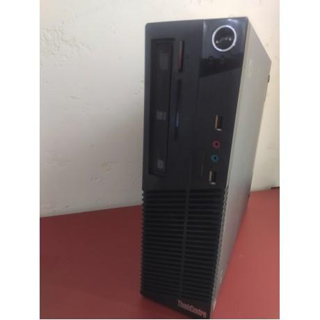 Lenovo ThinkCentre M73 SFF с процесор Intel i5 - 4460, 4GB DDR3, 500GB HDD