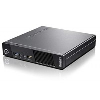 Lenovo ThinkCentre M73 Tiny  с процесор Intel G3240T, 4GB DDR3, 500GB HDD, Wi-Fi