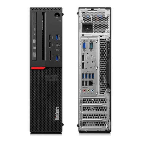 Lenovo ThinkCentre M800 с процесор Intel G4400, 8096MB DDR4, 500GB HDD
