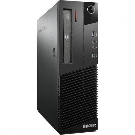 Lenovo ThinkCentre M83 с процесор Intel Core i5, 4096MB DDR3,128GB SSD