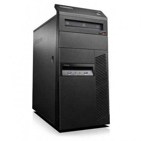 Lenovo ThinkCentre M83 с процесор Intel G3220, 4GB DDR3, 500GB HDD