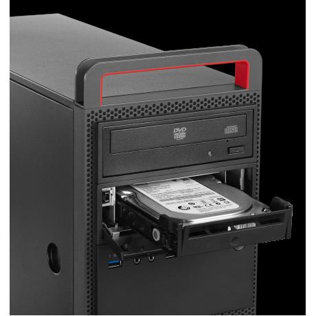 Lenovo ThinkCentre M900 с i7 - 6700, 16GB DDR4, 256GB SSD + GT 1030 2GB