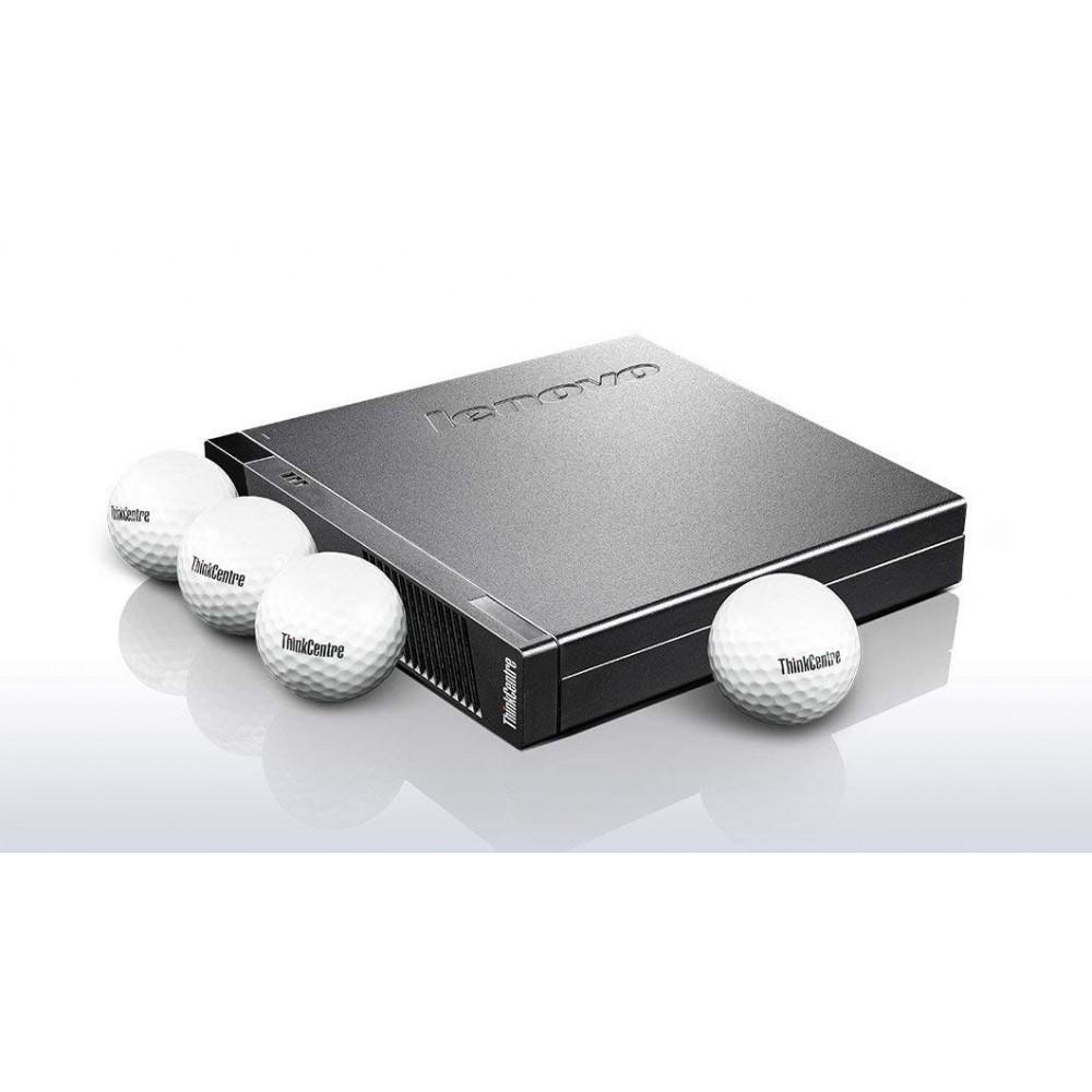 Lenovo ThinkCentre M93p Tiny с процесор i5 - 4570Т, 8192MB DDR3, 128GB SSD