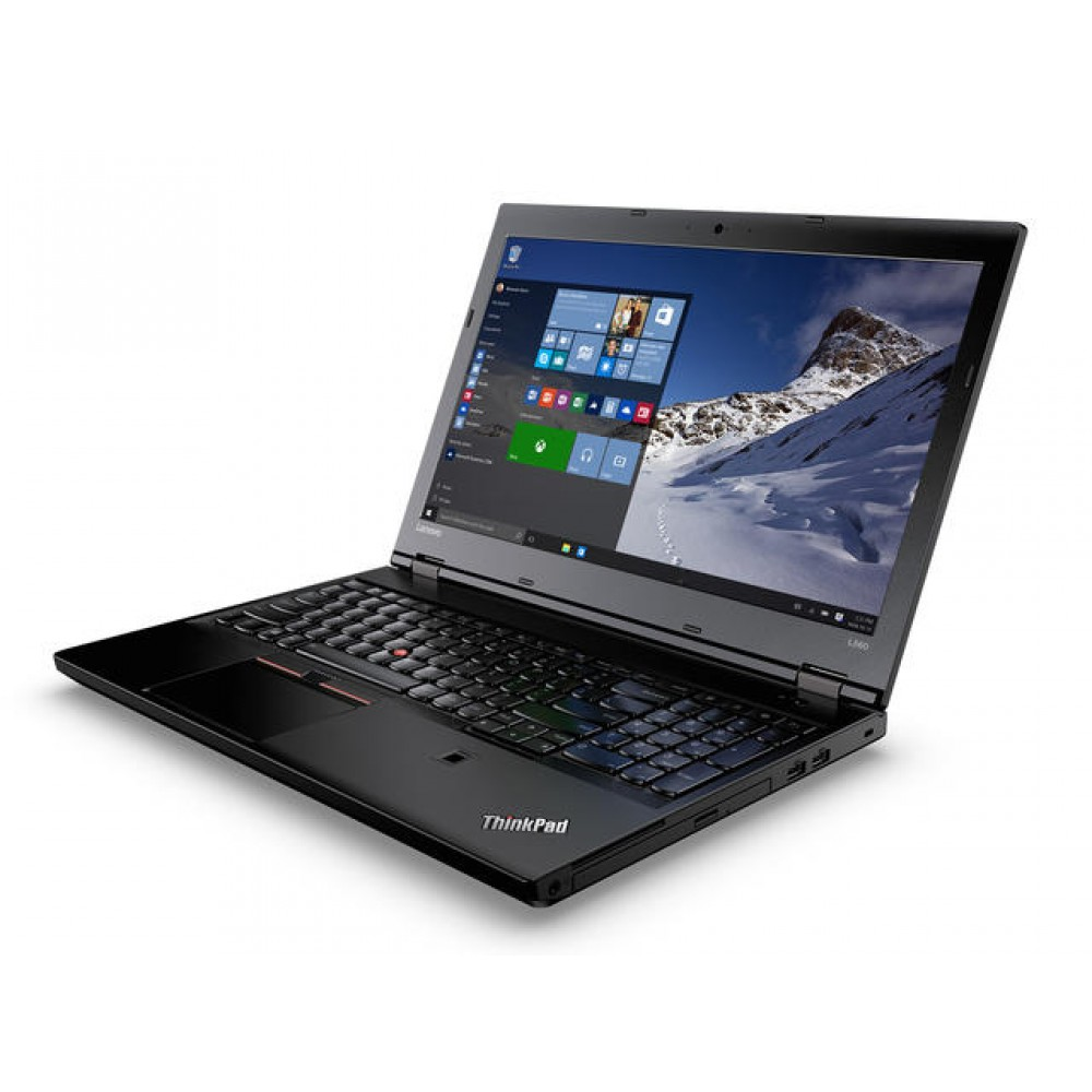 "Lenovo ThinkPad L560 с процесор Intel i5 - 6200U, 8GB DDR3, 256GB SSD, 15.6'' FHD, клас ""А"""