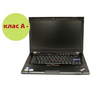 Lenovo ThinkPad T420s с процесор i5 - 2520M, 4GB DDR3, 320GB HDD, 14'', клас А -