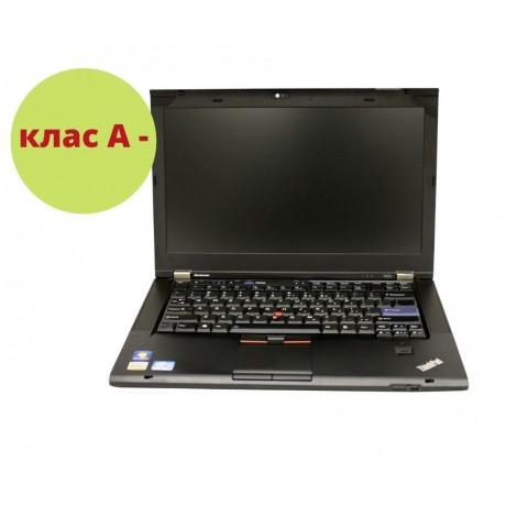 Lenovo ThinkPad T420 с процесор Intel i5 - 2520M, 4GB DDR3, 320GB HDD, 14'', клас А -