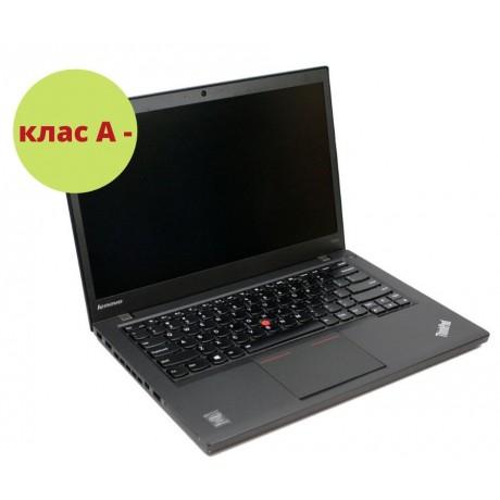 "Lenovo ThinkPad T440s с процесор i5 - 4300U, 4GB DDR3, 500GB HDD, 14'', клас ""А-"""