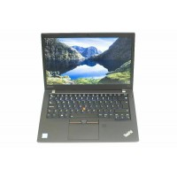 Lenovo ThinkPad T470s с процесор Intel i7 - 7500U, 16GB DDR4, 512GB SSD, 14''FHD, клас А