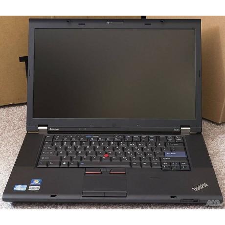 Lenovo ThinkPad T520 с процесор Intel Core i5, 4096MB DDR3 ,320GB, 15.6''