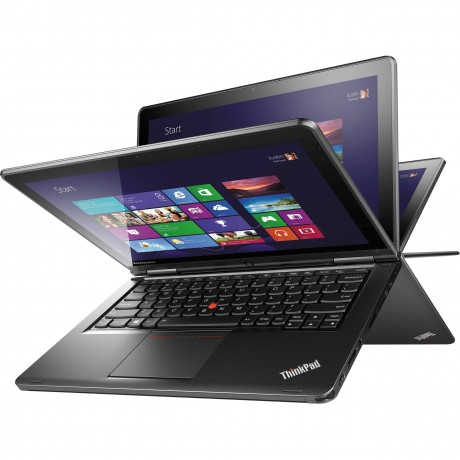 Lenovo ThinkPad Yoga S1 с процесор i5, 4GB DDR3, 500GB, 12.'5 Touch