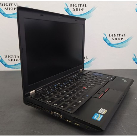 Lenovo ThinkPad x220 с процесор Intel i5 - 2520M, 4GB DDR3, 320GB HDD, 12.5''HD